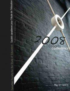 csse 2008 program cover
